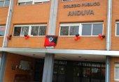 Cerrado un colegio en Miranda de Ebro por el coronavirus