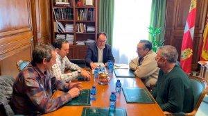La Diputación respalda reivindicaciones del sector agrario
