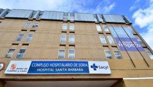 Visitas restringidas en hospitales Santa Bárbara y Virgen del Mirón