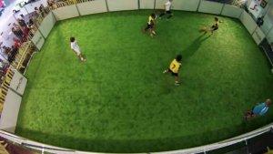 Camaretas aplaza dos jornadas la Liga de Fútbol 3x3