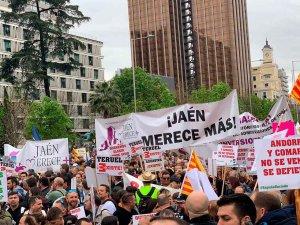 "Soria ¡Ya!, en reunión de Jaén de ""España vaciada"""