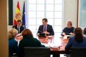 Declaración institucional sobre el Estado de Alarma