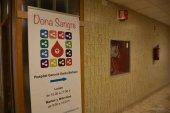 Piden que continúe la donación de sangre
