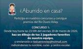 Río Duero lanza concursos para alejar el aburrimiento