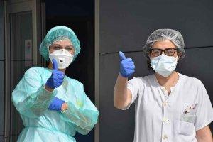 CSIF exige realizar test a sanitarios en 48 horas