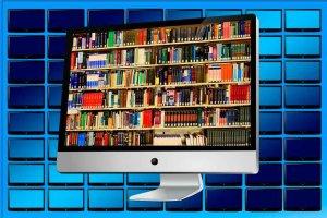 Las bibliotecas ofrecen su fondo de libros electrónicos