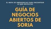 Más de 100 comercios en la Guía de Negocios Abiertos