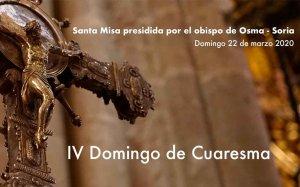 La Diócesis retransmite vía streaming la misa de los domingos