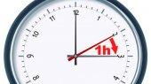 Cambio de hora, en el Estado de Alarma