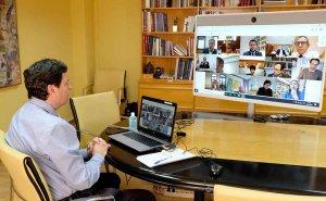 La Junta urge material sanitario al Gobierno