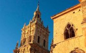 Ángelus desde la torre de la catedral