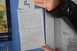 El Ayuntamiento se suma a las cartas anónimas a pacientes