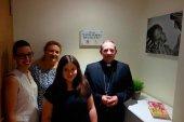 El obispo ofrece alojamientos para afectados por Covid 19