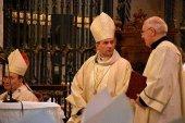 El obispo agrade labor de sanitarios y fuerzas de Seguridad