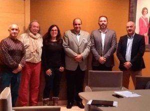 La Delegación Saharaui traslada su solidaridad frente a Covid 19