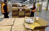 Mañueco anuncia la llegada de material de protección sanitaria