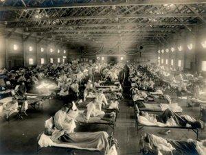 Los paralelismos entre la gripe de 1918 y el coronavirus