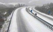 Aviso a los transportistas sobre posibles nevadas
