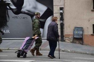 Soria inicia tercera semana de confinamiento - fotos