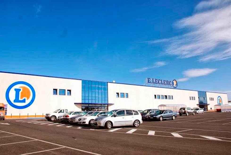 Hipermercados Leclerc cierra el 9 y 10 de abril