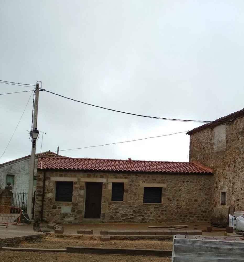 Almajano ofrece apartamento para sanitario