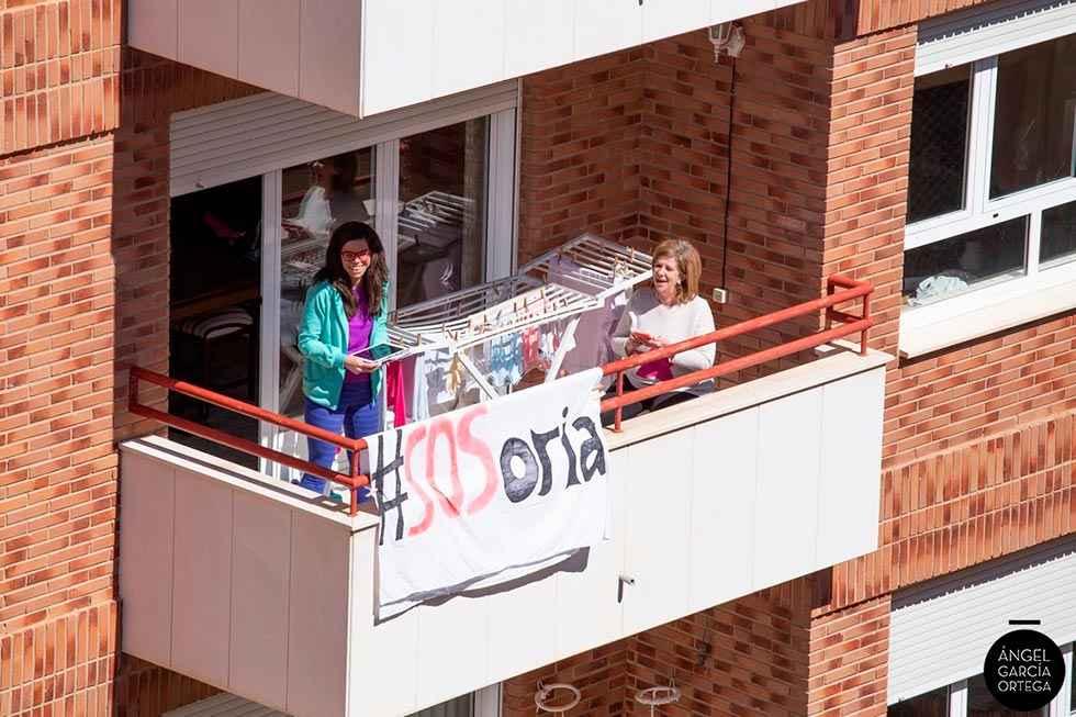 Disfraces para romper la rutina en Almazán