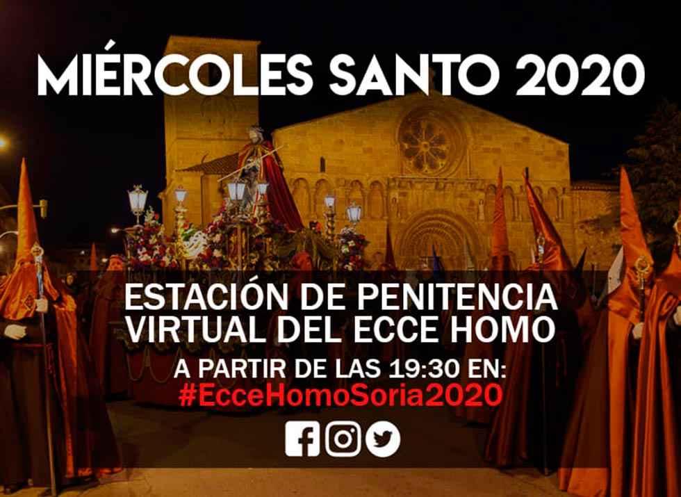 Estación de penitencia virtual del Ecce Homo
