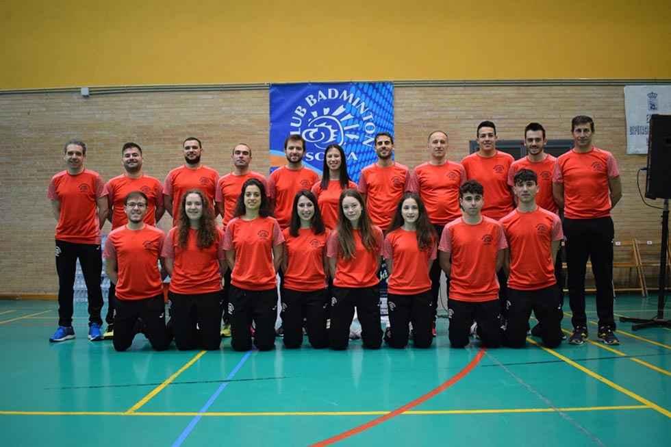 Se aplaza el XVIII Torneo Popular de Bádminton