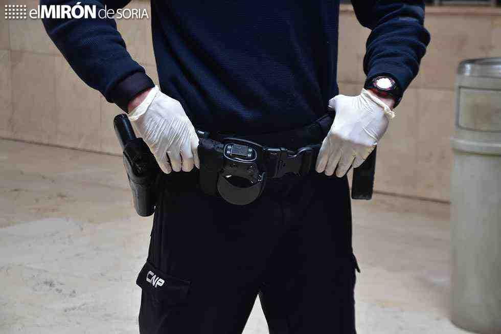 Detenido un joven por reincidir en saltarse confinamiento
