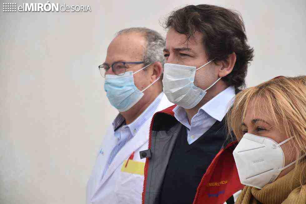 La Soria ¡Ya! replica a Mañueco sobre sistema sanitario