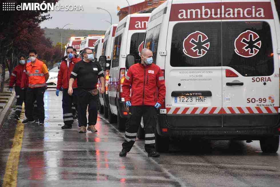 Punto y final a la caravana de Emergencias