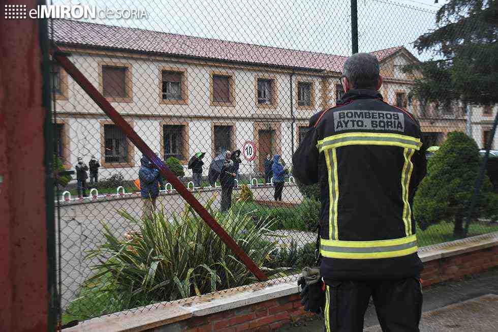 CSIF cifra en 13 los positivos de Covid en prisión