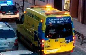 La ambulancia del 112 vuelve a dar servicio en San Esteban