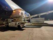 Cuatro nuevos vuelos desde China con material sanitario