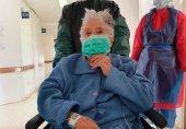 Una mujer de 97 años, alta hospitalaria tras superar el Covid