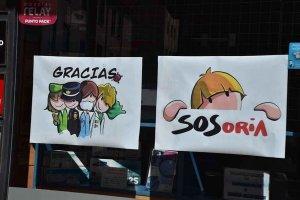 Soria: ¿quién te ha robado el mes de abril? - fotos