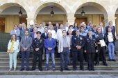 Fallece por COVID un policía local de Soria
