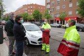 La Diputación agradece ayuda sanitaria a alcalde de Madrid