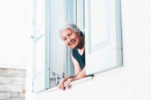 El 21 por ciento de hogares son de personas mayores