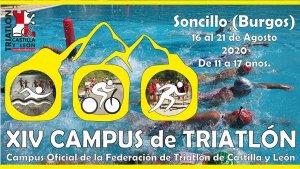 Campus de verano de la Federación de Triatlón