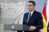 """""""Muy pronto"""", según Sánchez, se podrá ir a los huertos"""