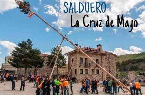 Pingada virtual del Mayo en Salduero