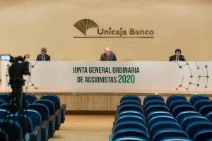 Unicaja Banco aprueba sus cuentas anuales de 2019