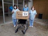 Clasiclub Soria dona 3.000 euros en mascarillas