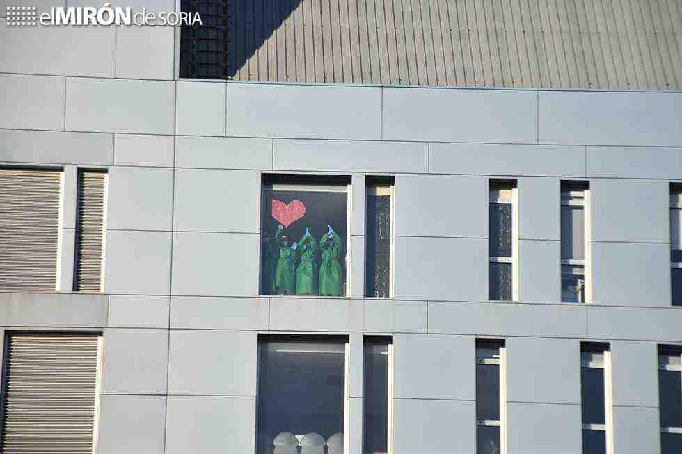 Los pacientes hospitalizados por Covid siguen descendiendo