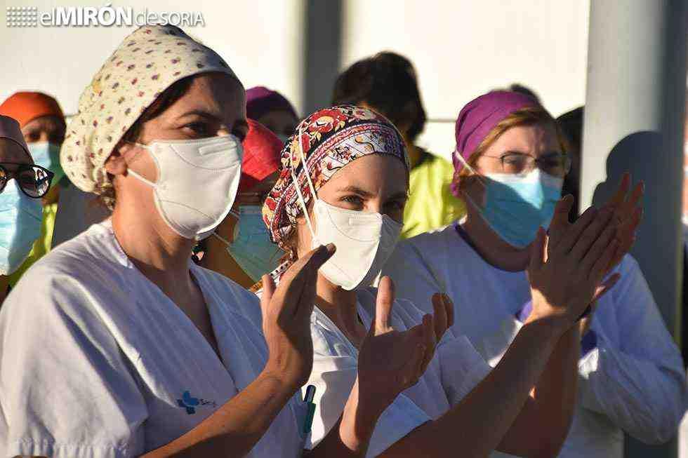 Las enfermeras visibilizan su papel en tiempos de pandemia