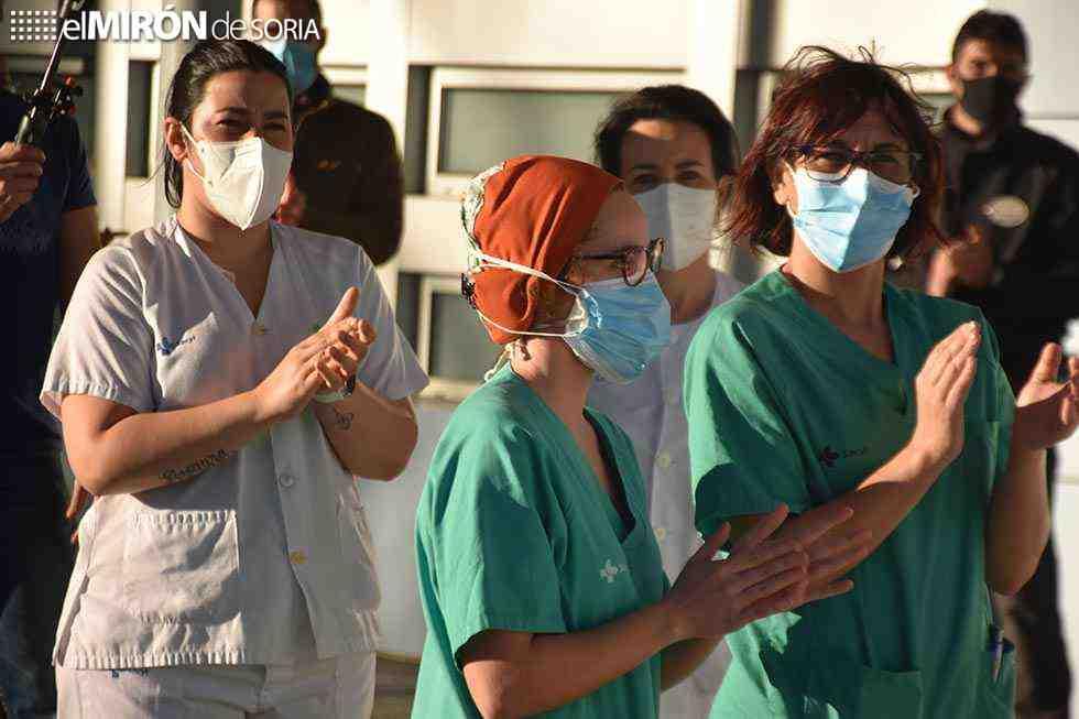 Alta médica para 239 profesionales sanitarios