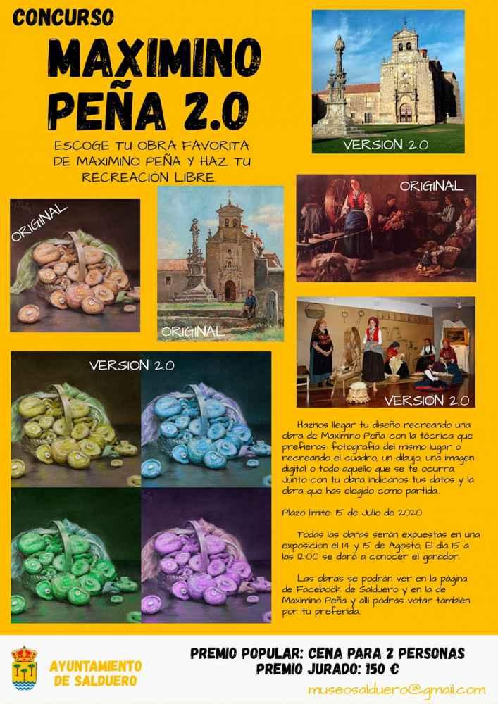 Concurso Maxímino Peña 2.0 en Salduero