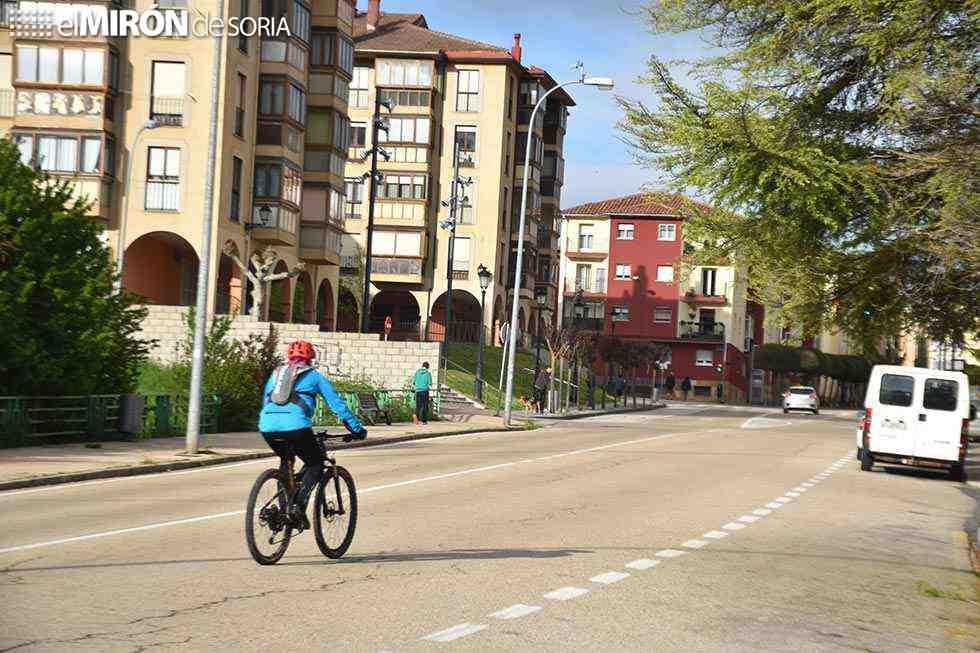Desescalada: tres condiciones para realizar ciclismo