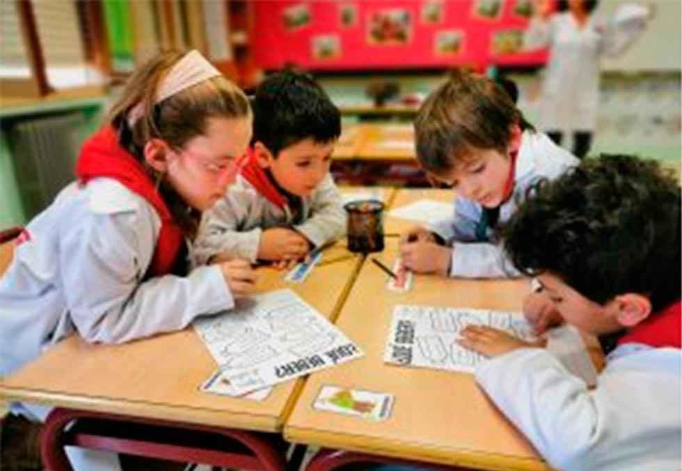 Programa educativo innovador en el colegio Trilema